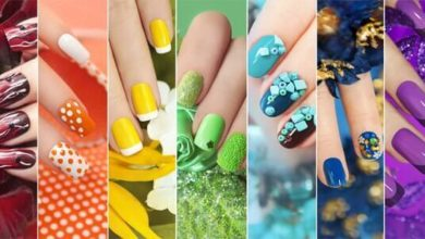 Photo of 10 Awesome Nail Designs For Women: Easy Nail Art At Home