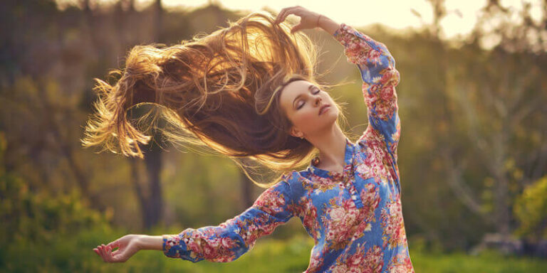 Hair care tips for spring